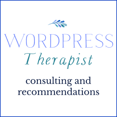 WordPress Therapist
